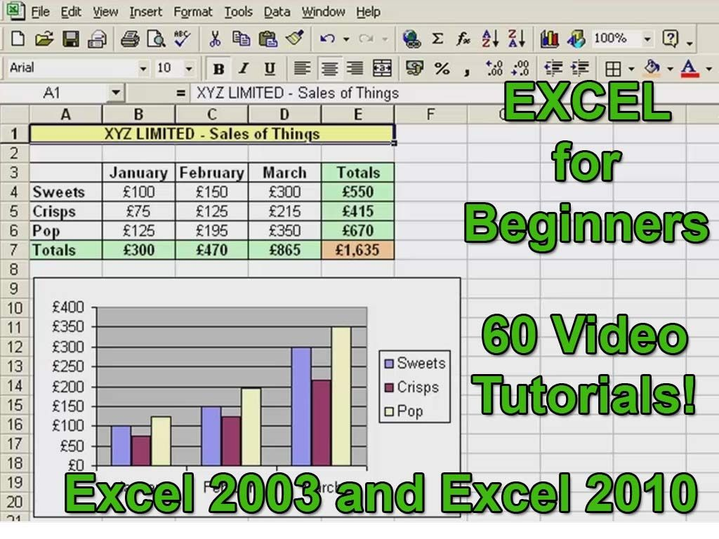 Microsoft Excel Tutorials for Beginners | Motion Training - Sellfy.com