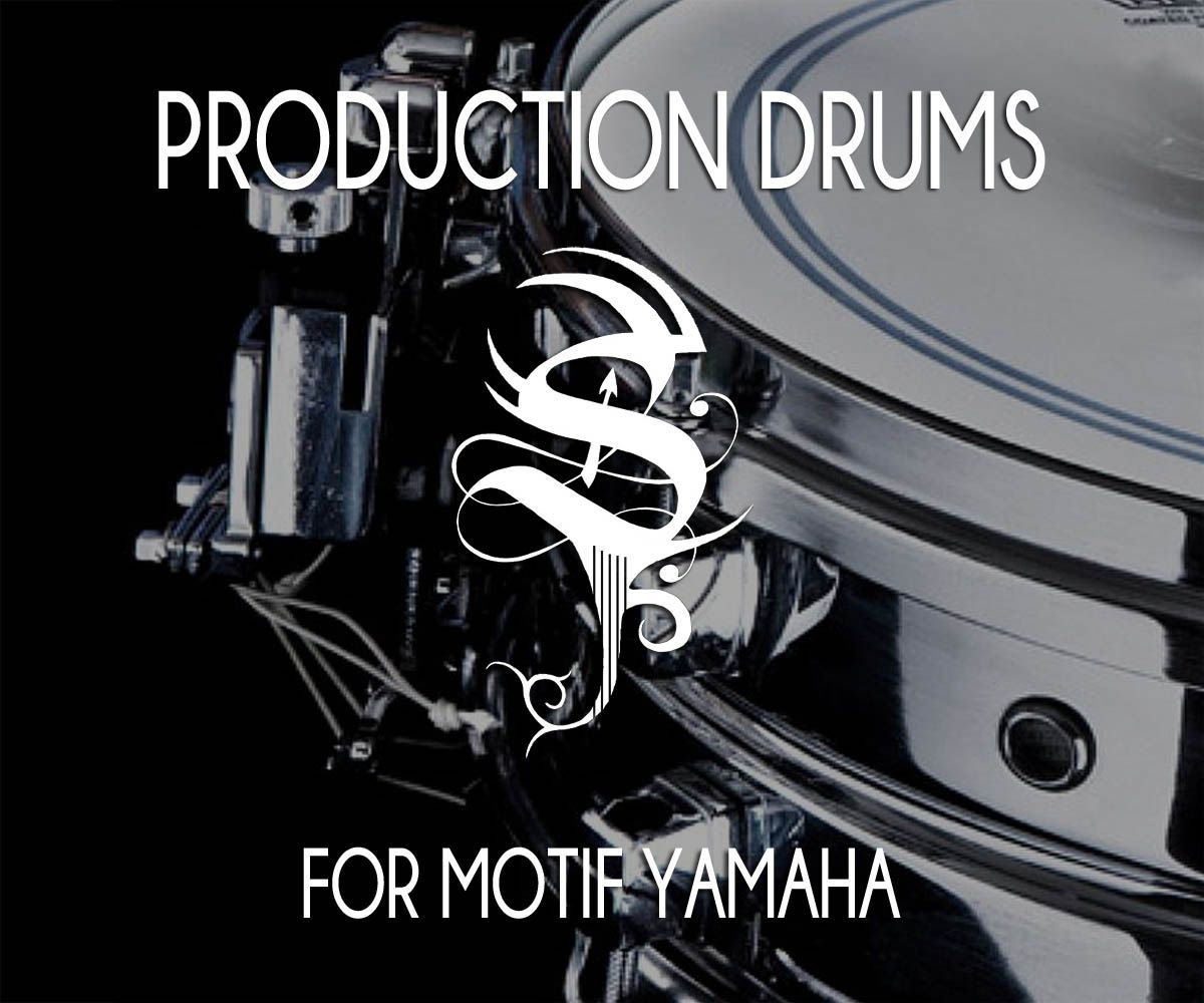 Production Drums For XS