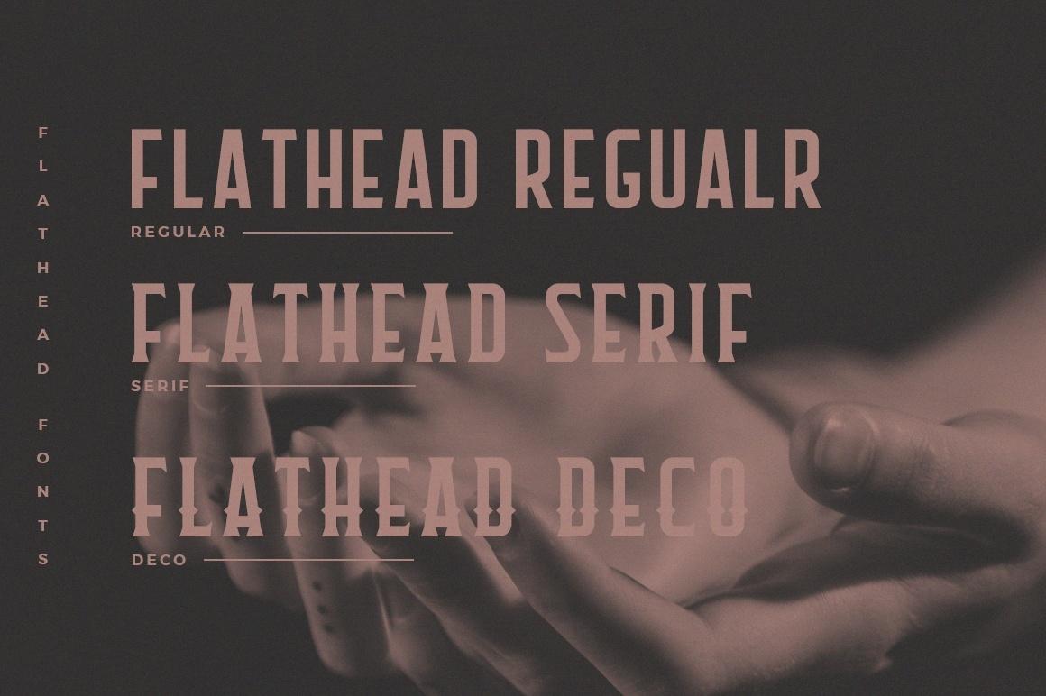 FREE - Flathead Round