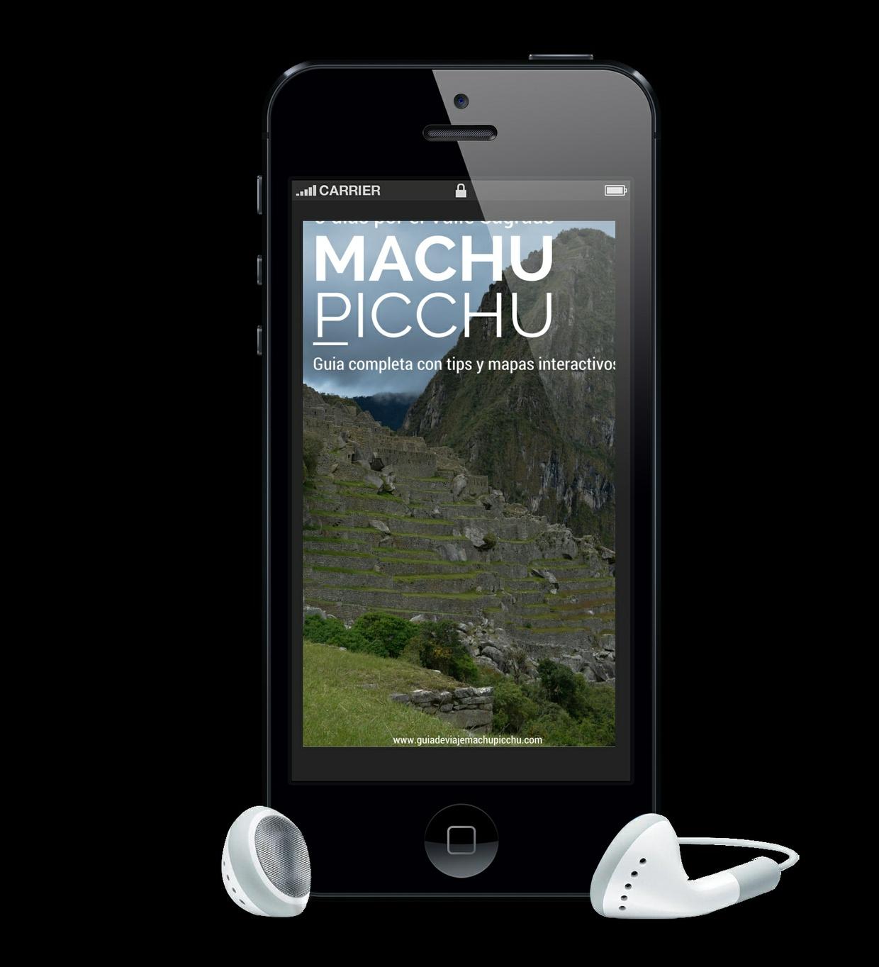 Guia de viaje Machu Picchu