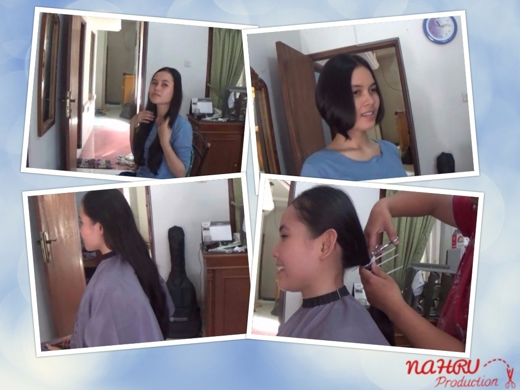 "BOBCUT#004 ""Bob Hairstyle for Beautiful MakeUp Artist"""