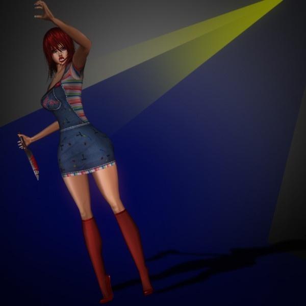 Hallooween ~ Chucky Costume