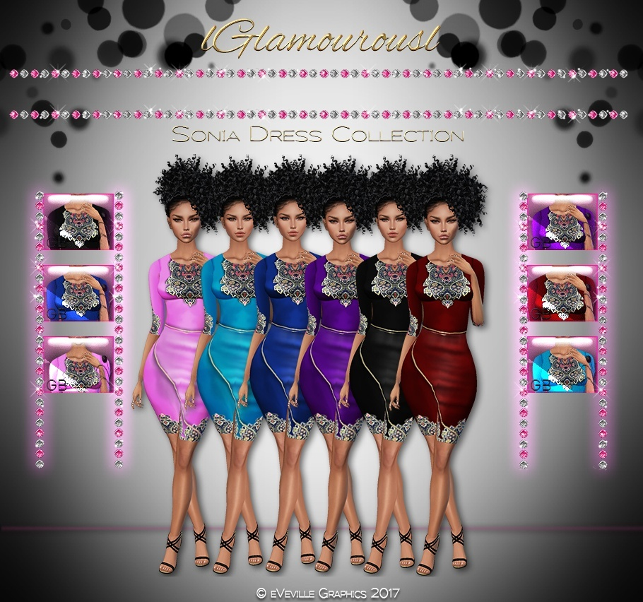 Sonia Collection ~CATALOG ONLY~