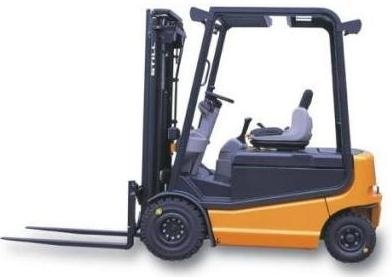 Still Electric Fork Truck R60-22i, R60-25i, R60-30i: 6036, 6037, 6038, 6039 Spare Parts List