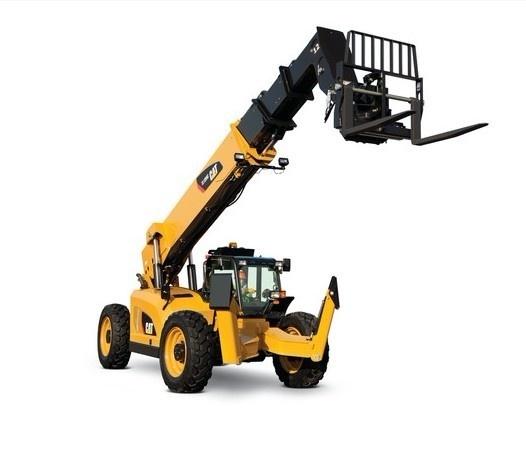 Caterpillar Cat TL1055C TL1255C Telehandler Operation and Maintenance Manual DOWNLOAD