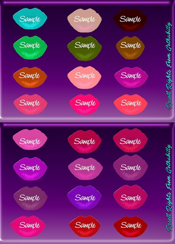Color Lips Exclusive Catty Only!!!