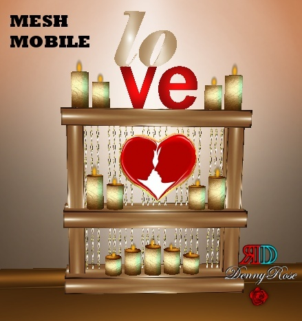 MOBILE VALENTINE MESH