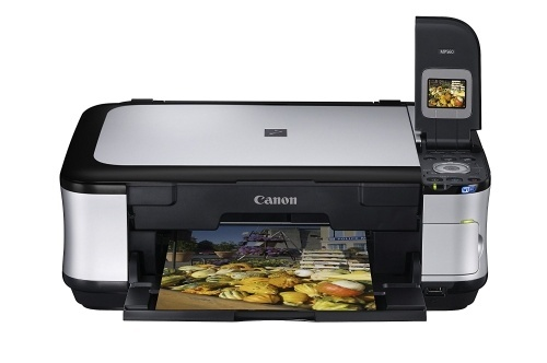 Canon PIXMA MP560 Inkjet Photo All-In-One Printer Service Repair Manual