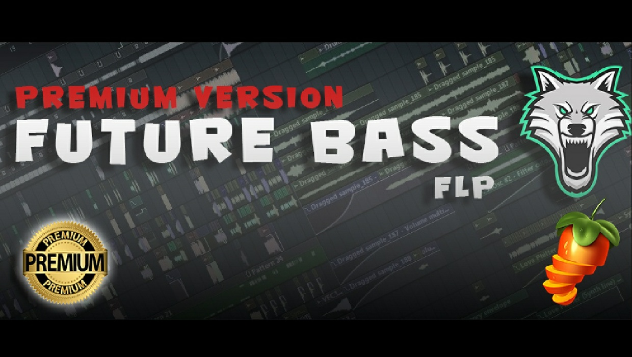 Future Bass Template (Premium Version) by FLP FREE Project
