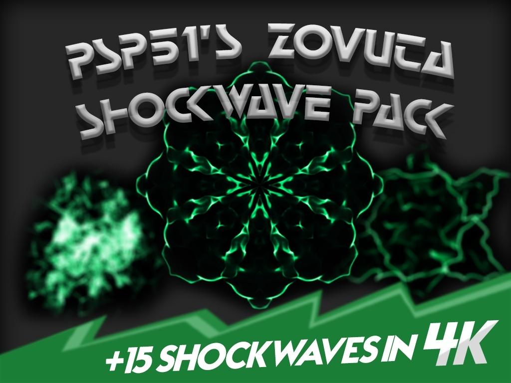 PSP51's Zovuta Shockwave Pack