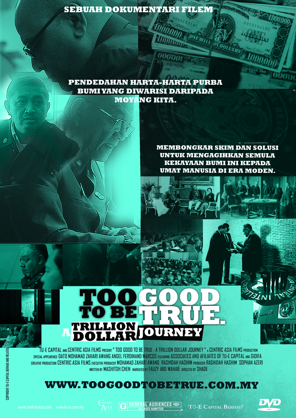 Too Good To Be True, A Trillion Dollar Journey