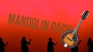 Mandolin Pack || Jazz Aulakh || Bhangra