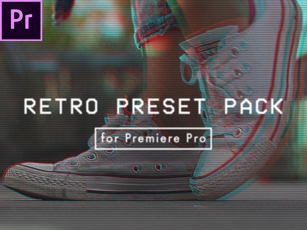 Retro Preset Pack