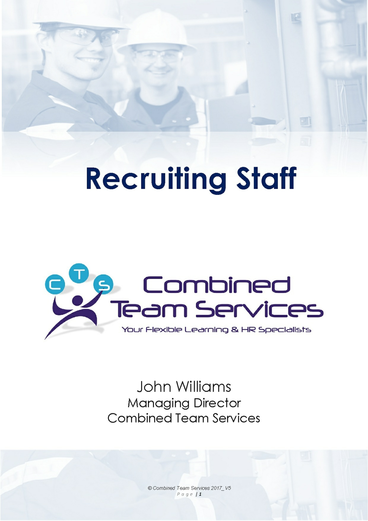 Recruitment Skills Training Guide