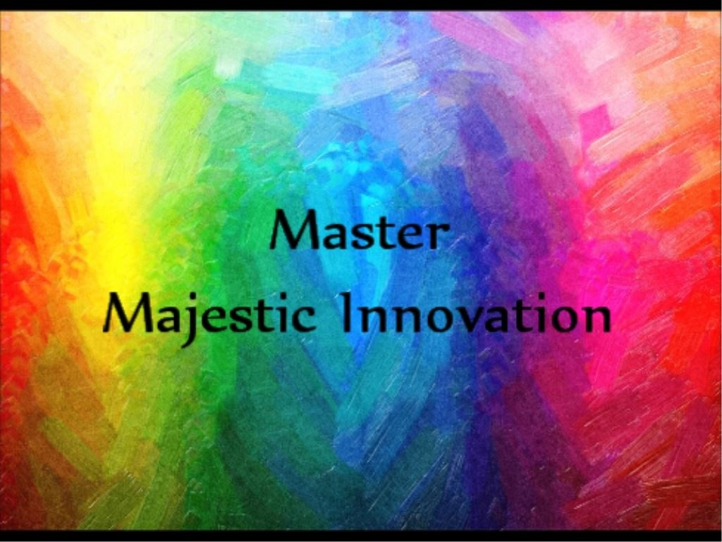 Master Artistic Majestic Innovation MP3