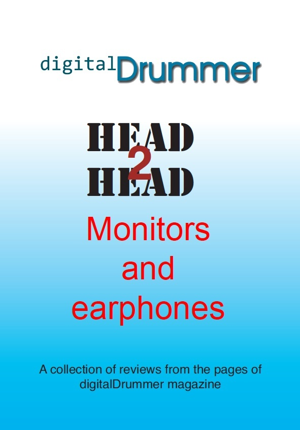 digitalDrummer guide to Monitors and earphones