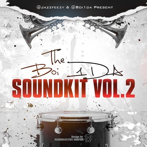 The Boi-1da Sound Kit Vol. 1 & 2 Bundle
