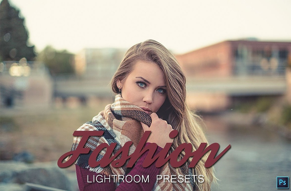 100 Fashion Lightroom Presets
