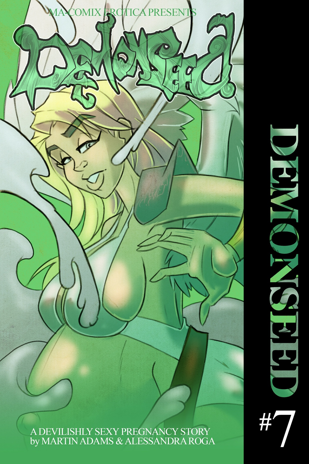 Demonseed #7- HiRes Edition