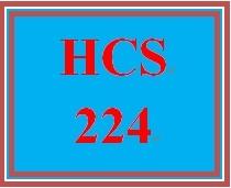 HCS 224 Week 5 Signature Assignment: Case 2: Regulatory Compliance