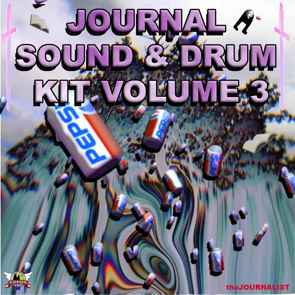 JOURNAL SOUND & DRUM KIT VOL 3