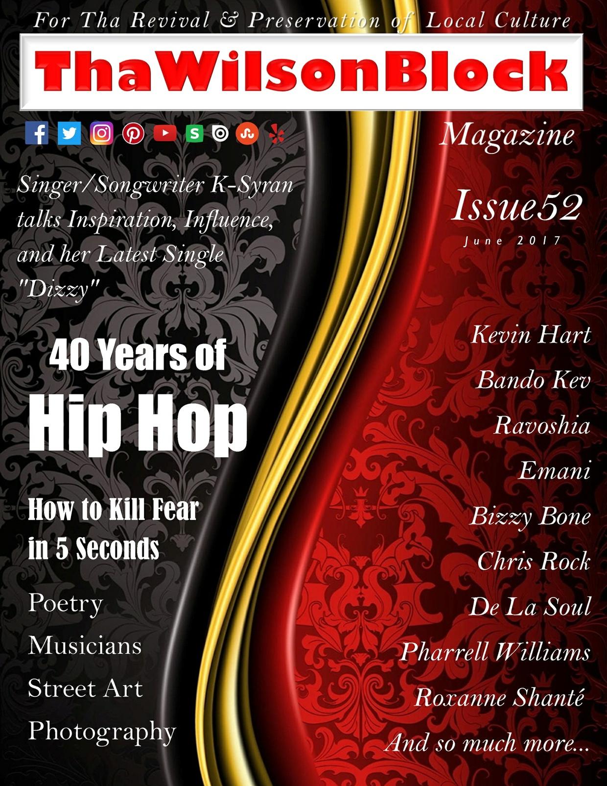 ThaWilsonBlock Magazine Issue52
