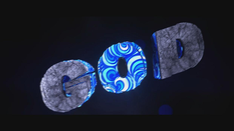 3D Text Intro 1080p60FPS