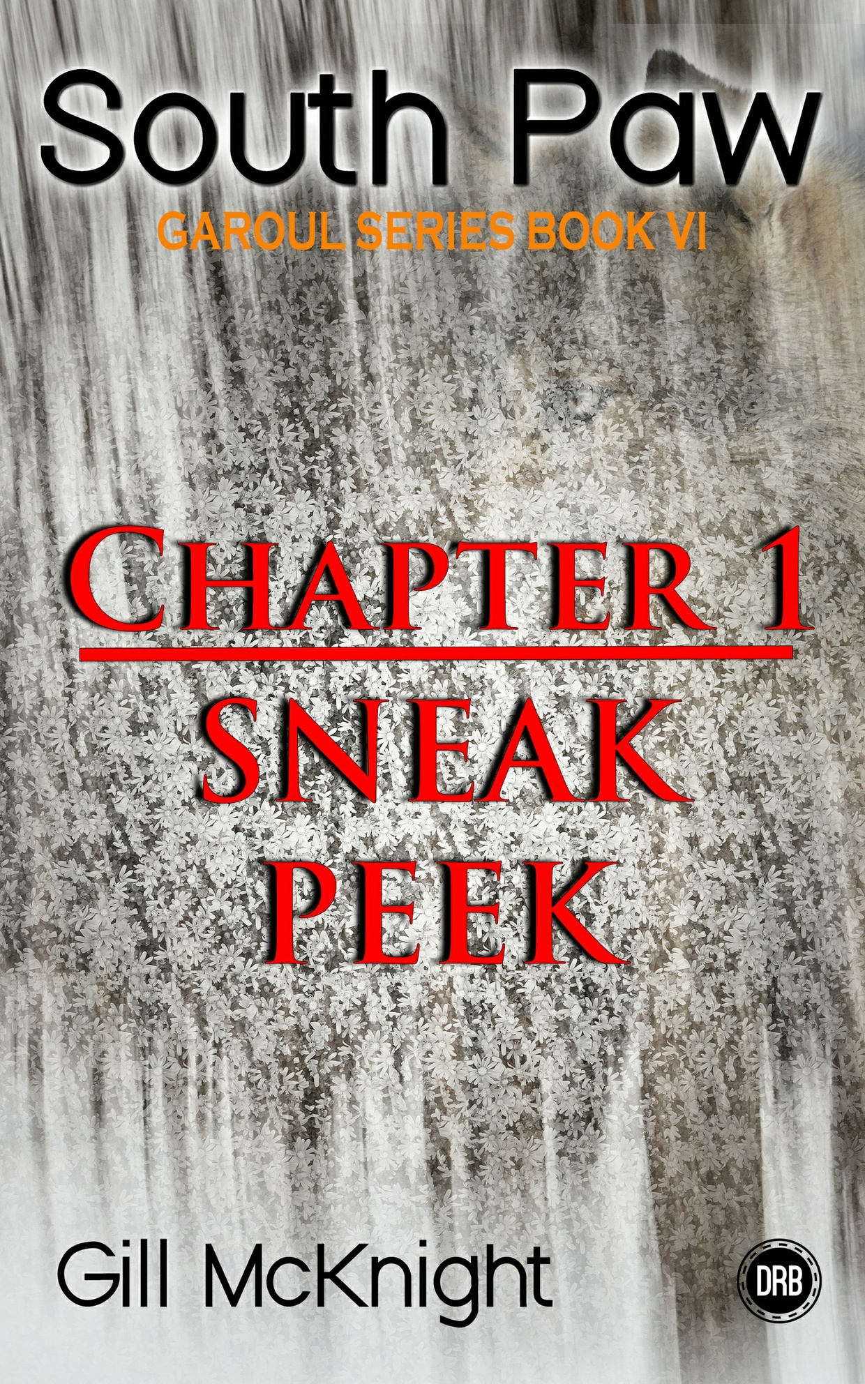 South Paw by Gill McKnight - Sneak Peek of Chapter 1 (epub)