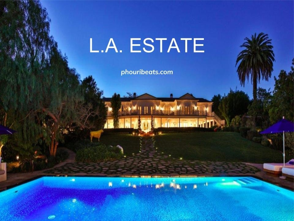 L.A. Estate (wav.) prod. phouri