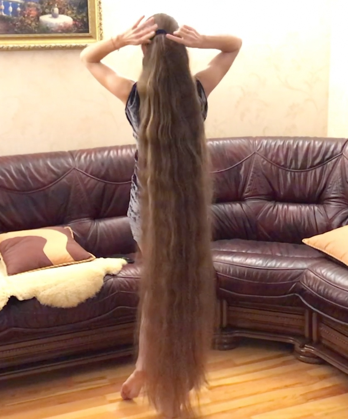 VIDEO - The ponytail
