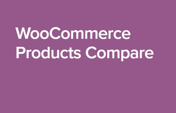 WooCommerce Products Compare 1.0.9 Extension