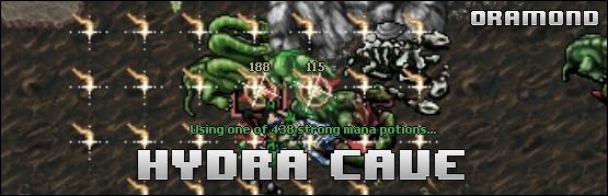 [P] Hydra Cave of Oramond
