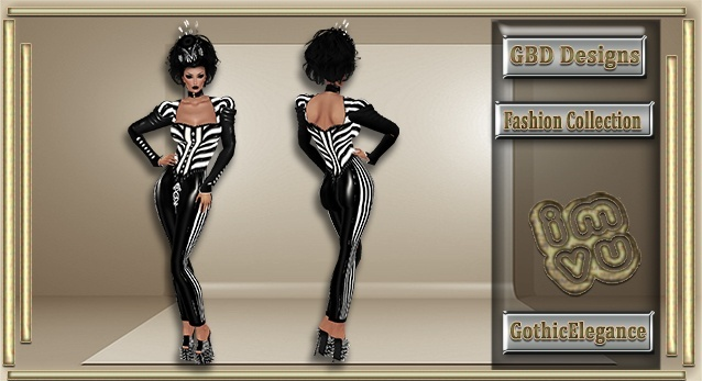 Gothic Elegance Collection CATALOG ONLY!!