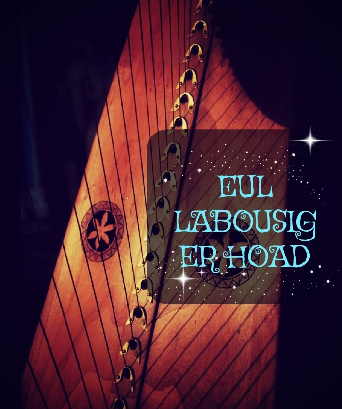 33-EUL LABOUSIG ER HOAD  FOR LEVER HARP PACK DUET