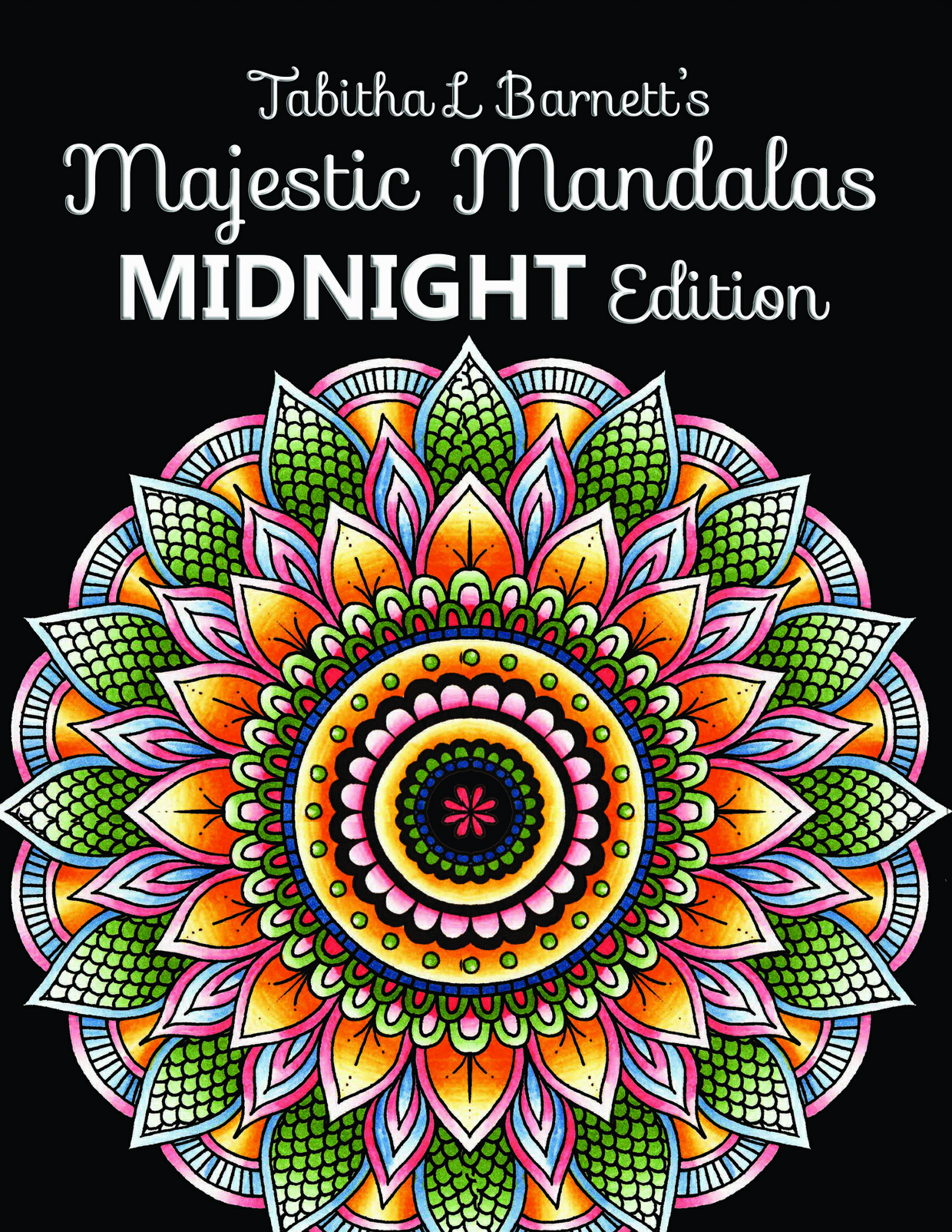 Majestic Mandalas MIDNIGHT Edition PDF
