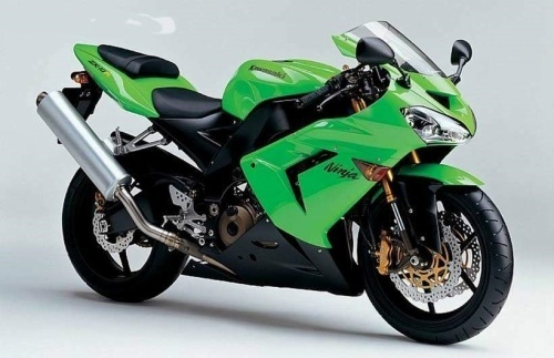 2004 KAWASAKI Ninja ZX-10R MOTORCYCLE SERVICE REPAIR MANUAL
