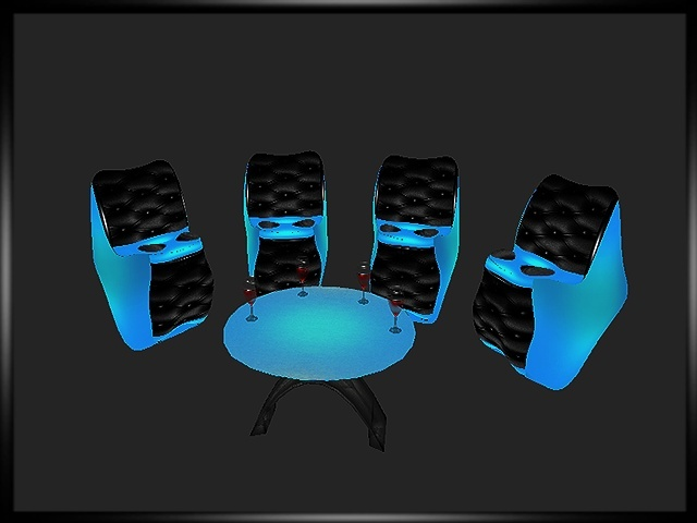 Chill Table Chairs
