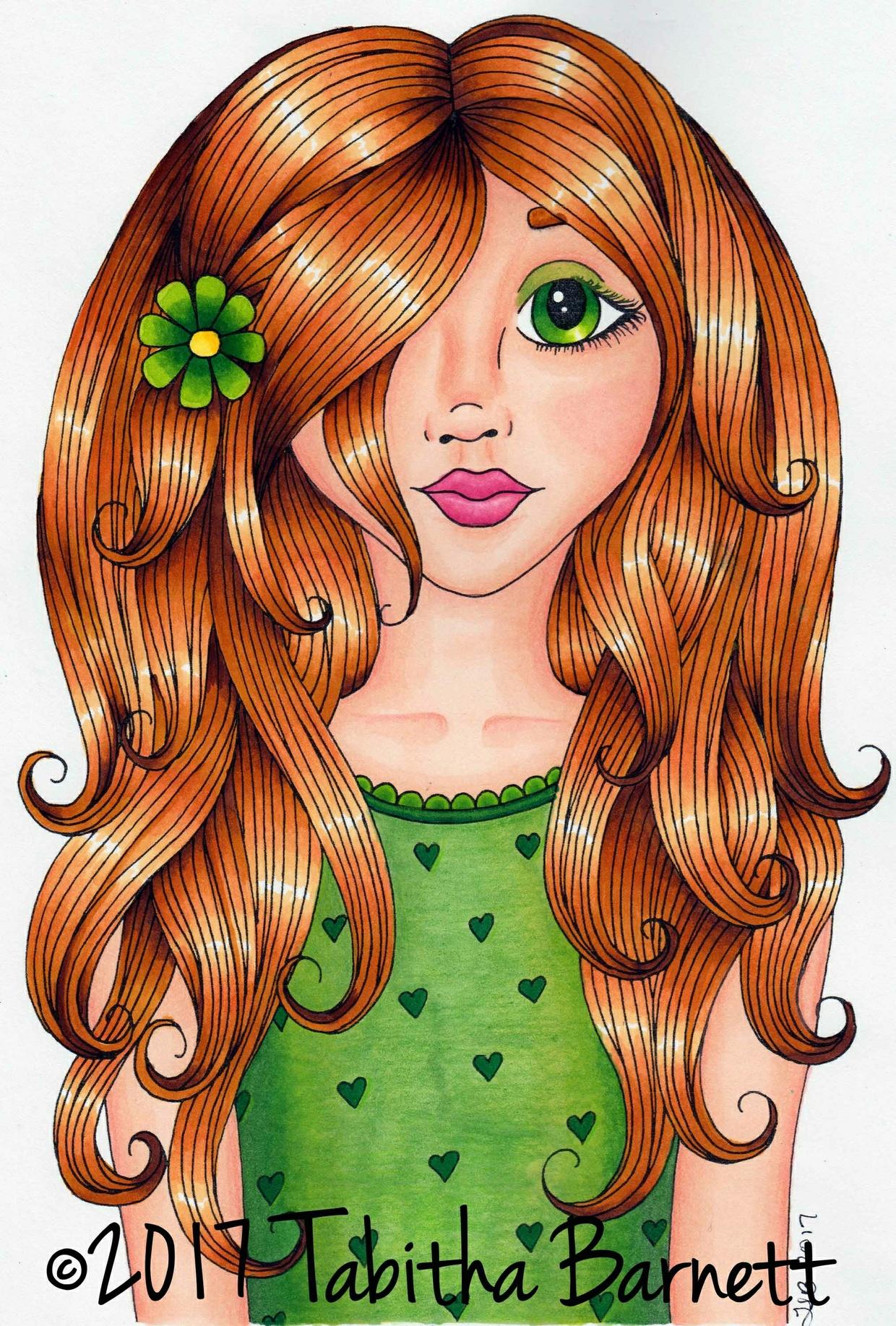 Girls Girls Girls Adult Coloring Book PDF