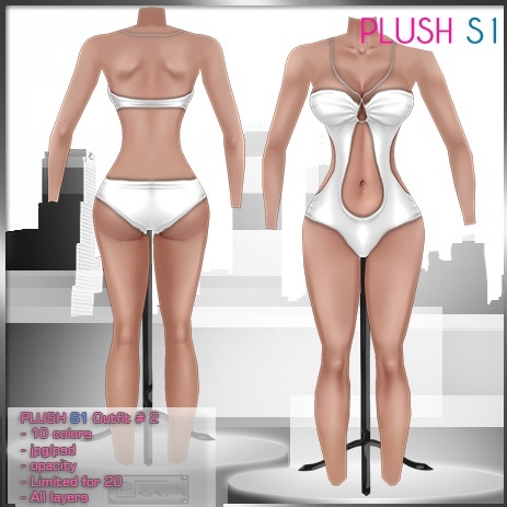 2014 Plush S1 Outfit # 2