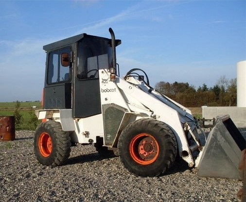 Bobcat 2400 Skid Steer Loader Service Repair Workshop Manual DOWNLOAD