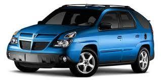 Pontiac Aztek 2001 2002 2003 2004 2005 repair manual