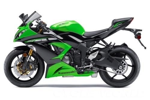 2013 KAWASAKI Ninja ZX-6R, Ninja ZX-6R ABS MOTORCYCLE SERVICE REPAIR MANUAL