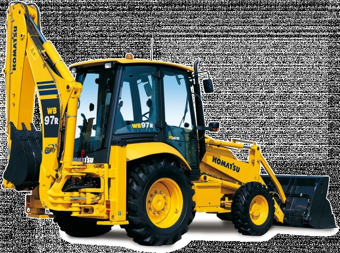 komatsu backhoe loader wb97r 5 sn f50003 and up work. Black Bedroom Furniture Sets. Home Design Ideas