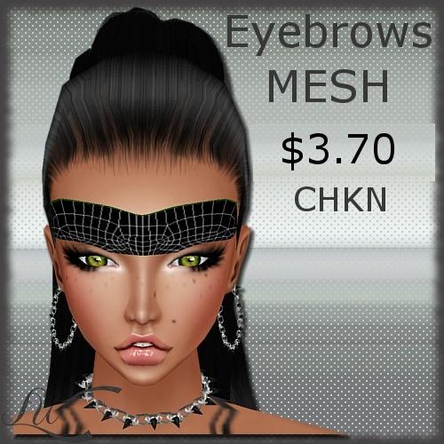 Eyebrows MESH