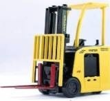 Hyster Electric Forklift Truck Type A219: E30HSD, E35HSD, E40HSD Spare Parts List