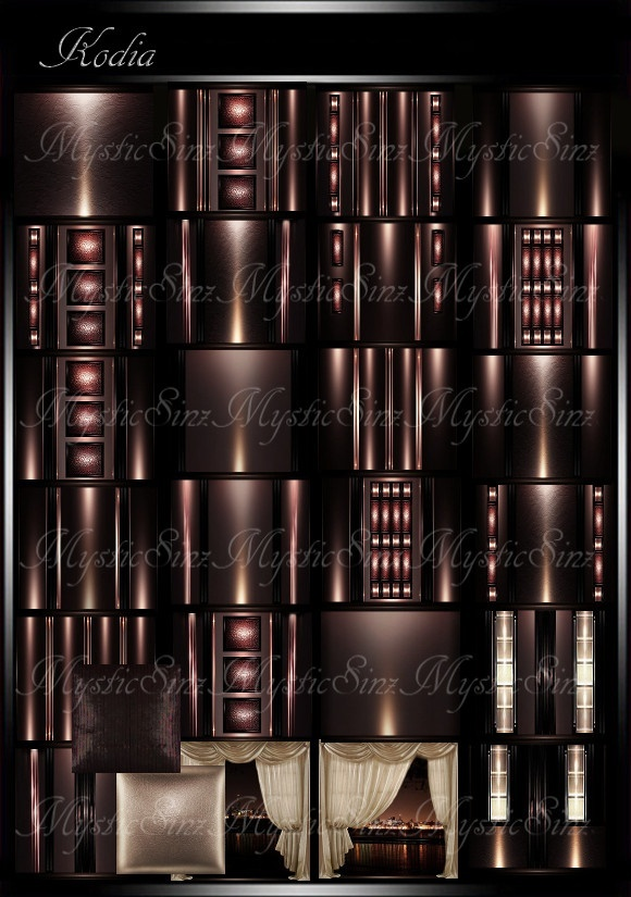Kodia Room Texture Collection IMVU