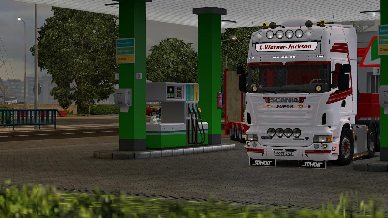 Scania R620 LWJ