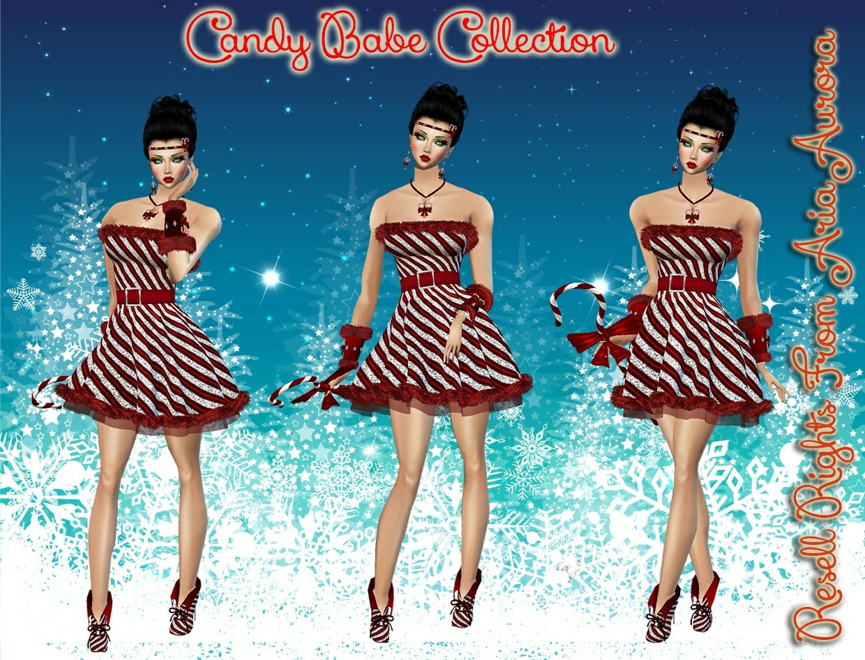 Candy Babe Collection Resell Rights!!!