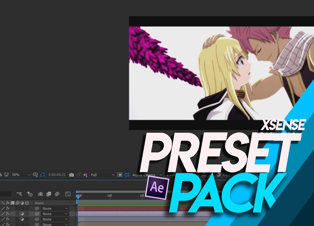 Preset Pack | Shakes, Warps, Twixtor, Text Expressions...