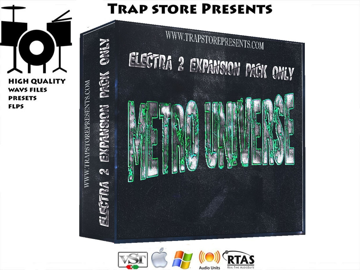 Trap Store Presents - METRO UNIVERSE EXPANSION PACK